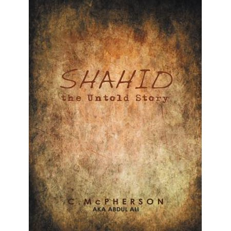 Shahid the Untold Story - eBook