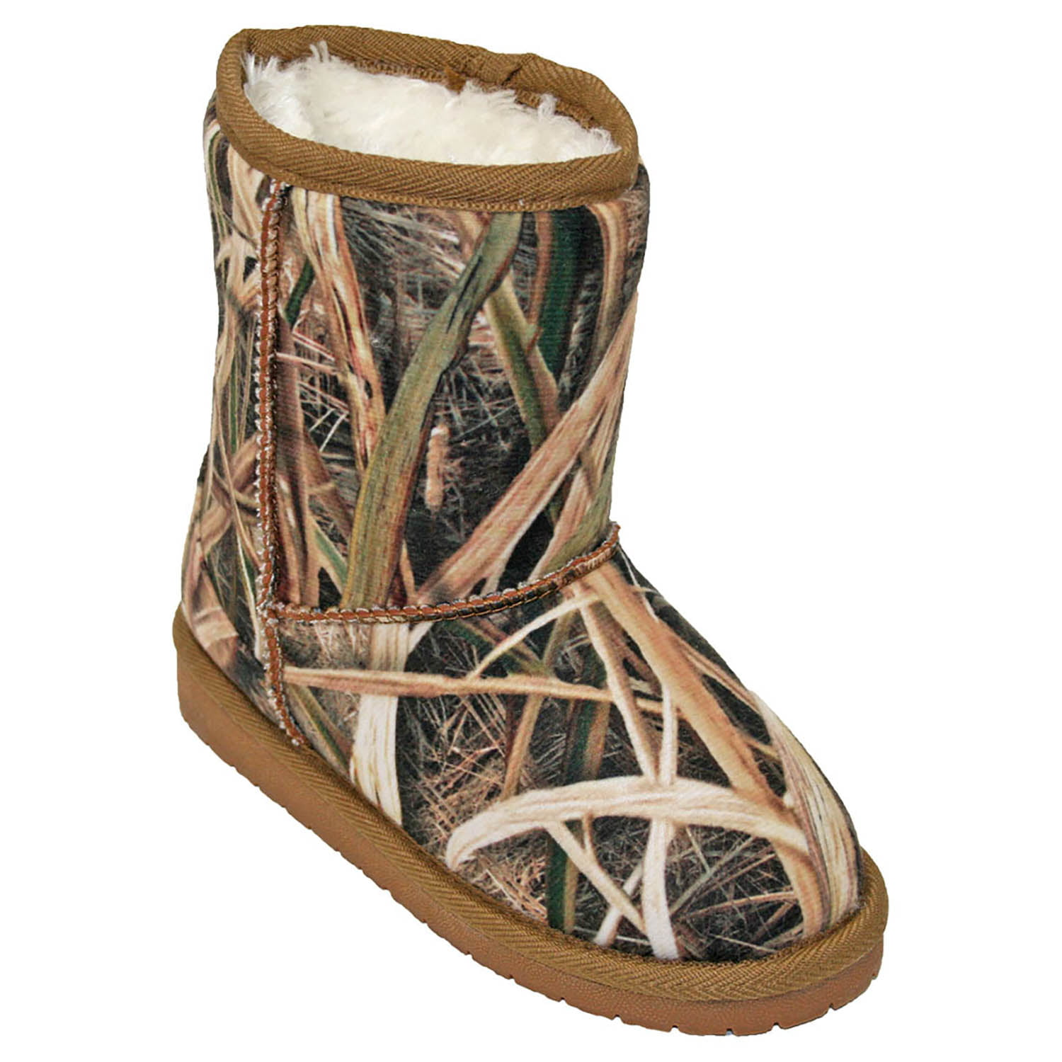Toddlers' Mossy Oak Boots SG Blades Size 6-7