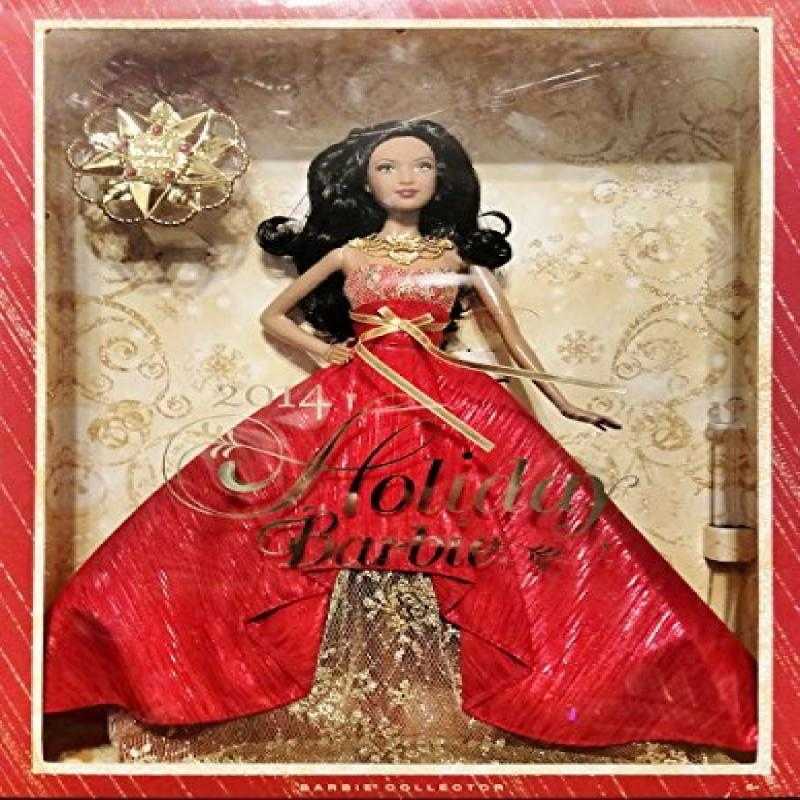 Barbie 2014 Holiday Doll with Ornament, African American by Generic