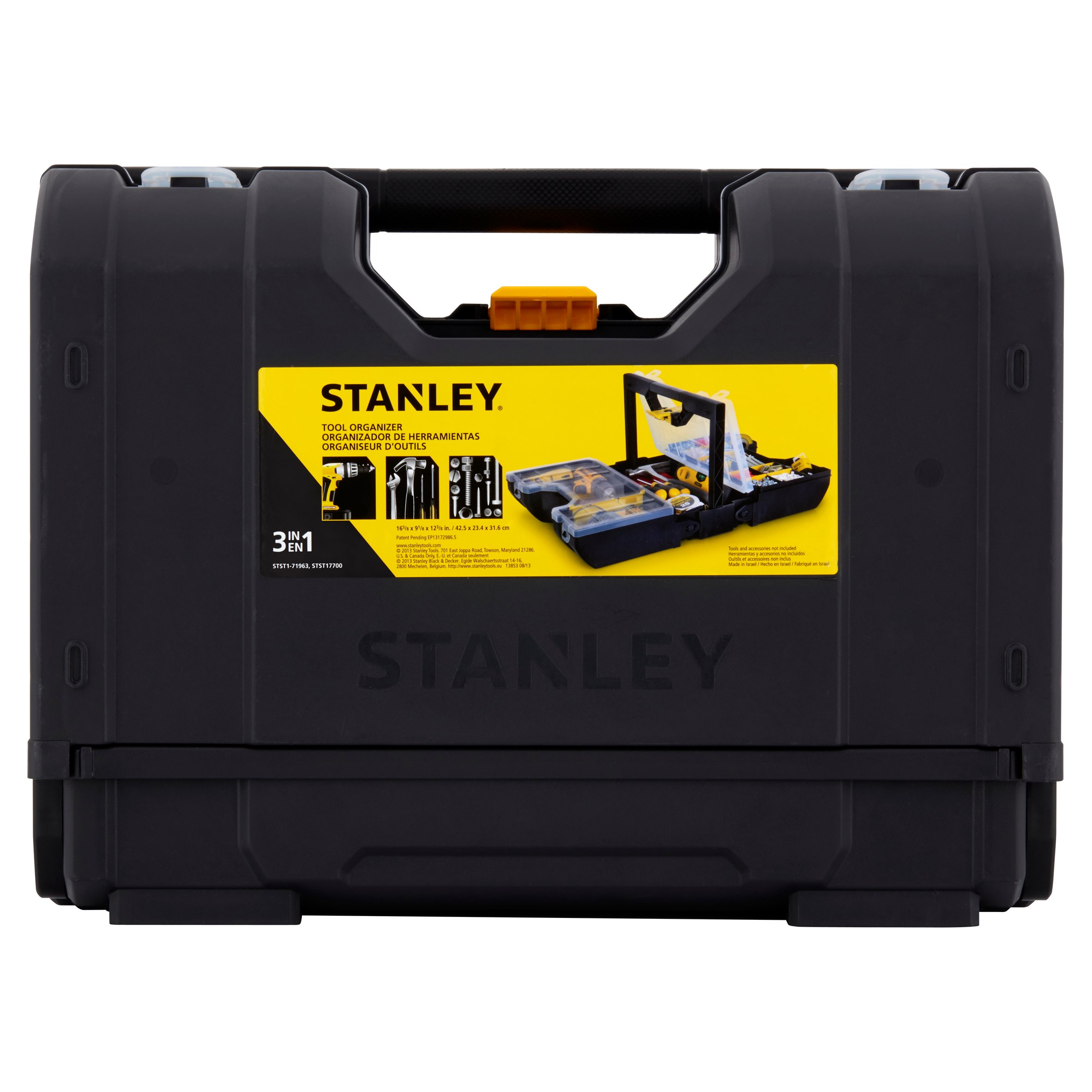 Stanley 3-in-1 Tool Organizer by Stanley Tools