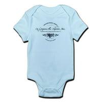 CafePress - Addams Family Creed Infant Bodysuit - Baby Light Bodysuit
