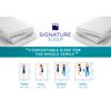 Signature Sleep Memoir 12-Inch Memory Foam Mattress, Queen