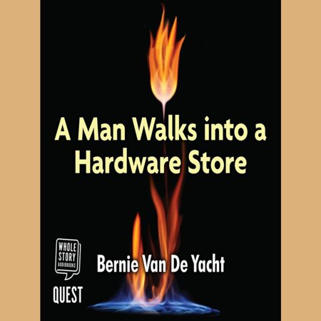 A Man Walks Into a Hardware Store - (Man Store Online)