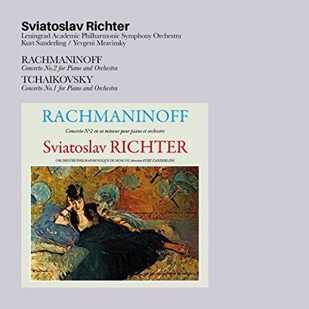 Rachmaninoff: Concerto 2 For Piano & Orchestra / Tchaikovsky: ConcertoFor Piano & Orchestra (CD)