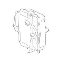 Genuine OE GM Engine Coolant Reservoir 84257137