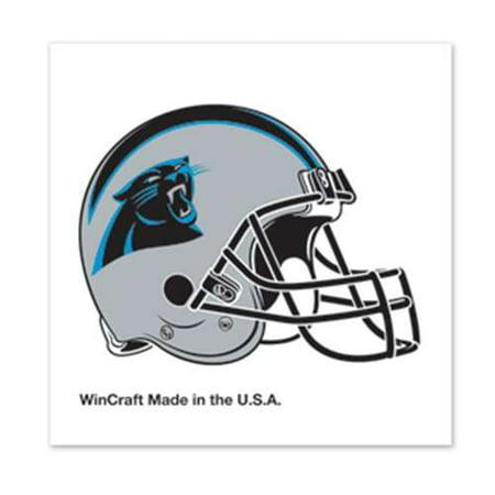 Carolina Panthers Temporary Tattoo - 4 Pack](Carolina Panthers Tattoo)