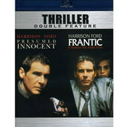 Thriller Double Feature: Presumed Innocent   Frantic (Blu-ray) by WARNER HOME ENTERTAINMENT