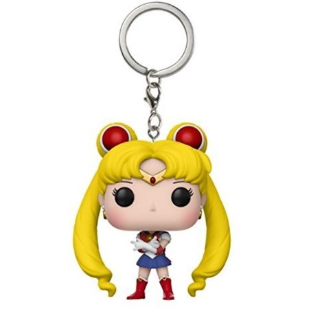 FUNKO POP! KEYCHAIN: Sailor Moon W2 - Sailor Moon