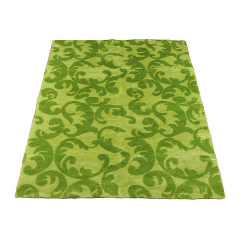 Walk On Me Modern Kiwi/Lime Rug