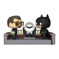Funko POP! Movie Moment: Batman 80th - w/ Light Up Bat Signal