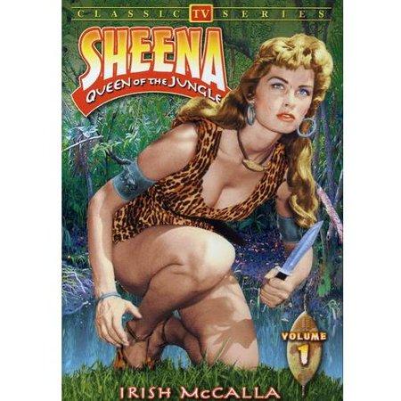 Sheena Queen of The Jungle: Volume 1