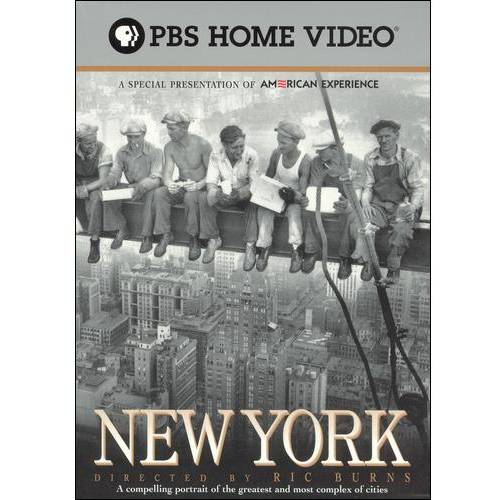 American Experience: New York (DVD) by PARAMOUNT HOME VIDEO