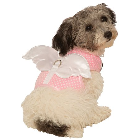 Fairy/Angel Harness Pet Halloween Costume](Homemade Halloween Costume Ideas For Pets)