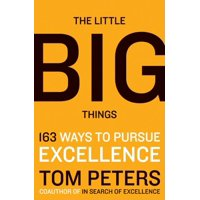 The Little Big Things (Hardcover)