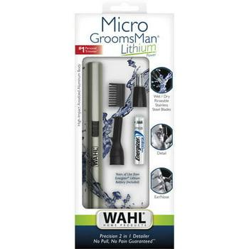 Wahl 5640-1001 Lithium Micro Groomsman Trimmer
