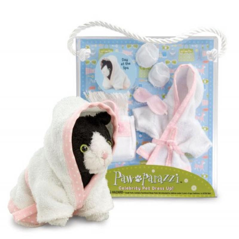 Noodle Head Pawparazzi Spa Dress up Set