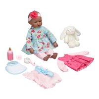 "My Sweet Love 18"" Doll and Accessories Set, African American"