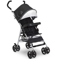 Little Folks Exploration Stroller by Delta Children, Black