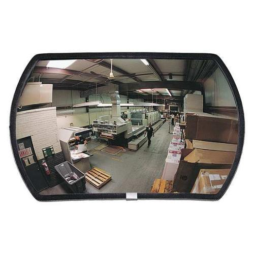 Outdoor Convex Mirror, See All Industries, PLXO1524