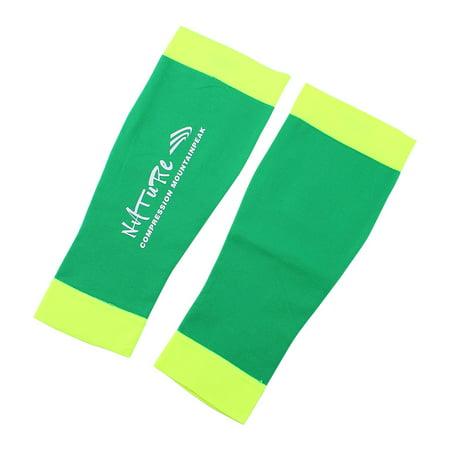 Mountainpeak Authorized Elastic Polyester Fabric Sports Leg Sleeve Support #4 L - image 4 of 5