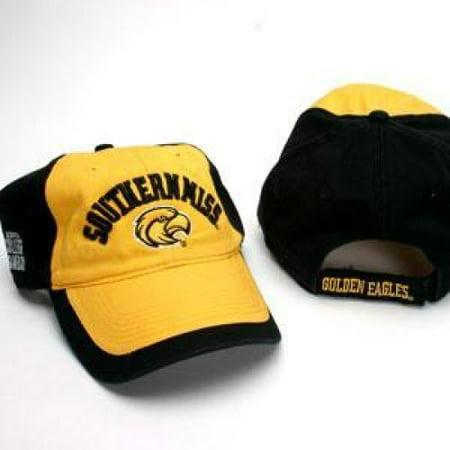 Southern Mississippi Golden Eagles Hat - Espn Gameday Gridiron (Mississippi Golden Eagles Cover)