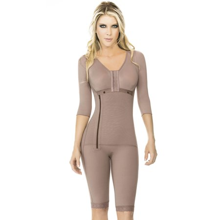 Post Surgical Compression Garments (Ann Chery 5008 Renata Post Surgical Surgery Operatory Liposuction Postpartum Body Shaper Compression Garment Girdle Post-Op SMALL )