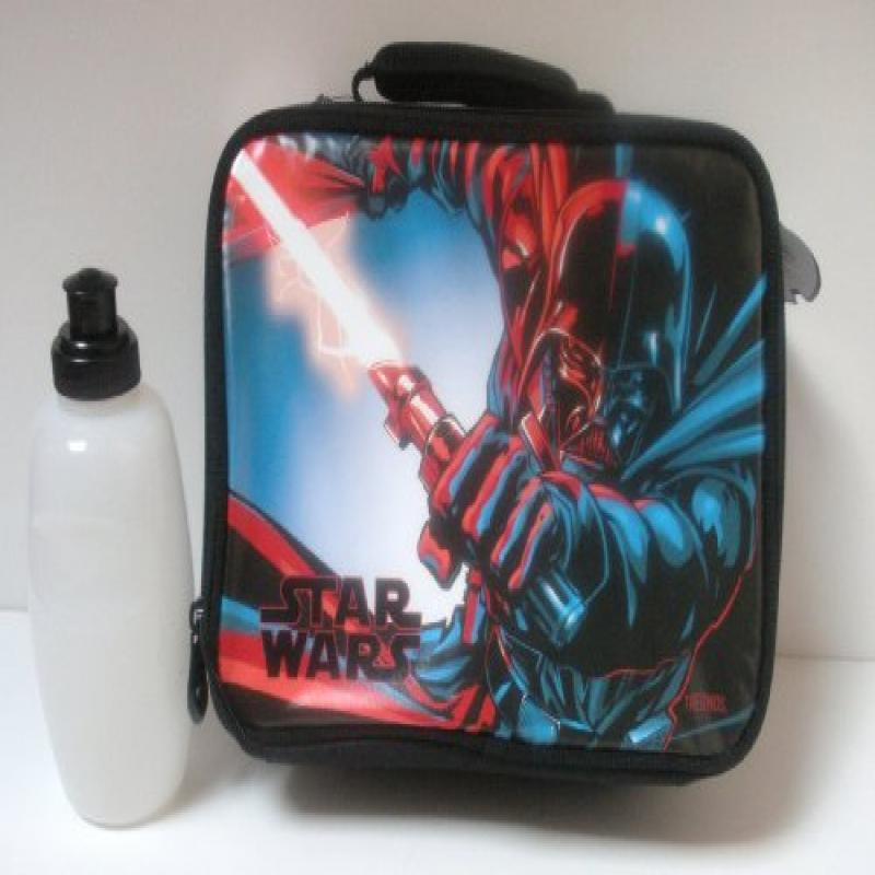 Thermos Star Wars Darth Vader Lunchbox Lunch Box Kit Tote