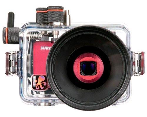 Ikelite 6184.95 Underwater Camera Housing for Nikon Coolp...