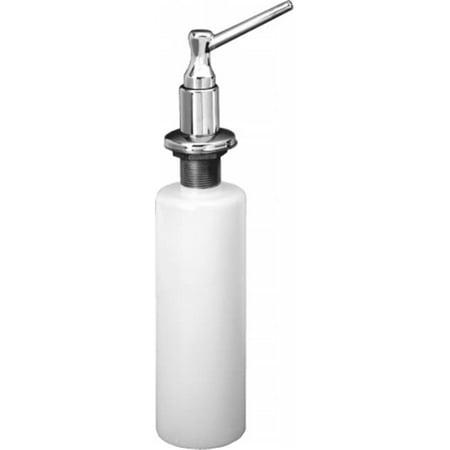 Westbrass D217-62 Distributeur de savon-lotion standard - manteau de poudre noir mat - image 1 de 1