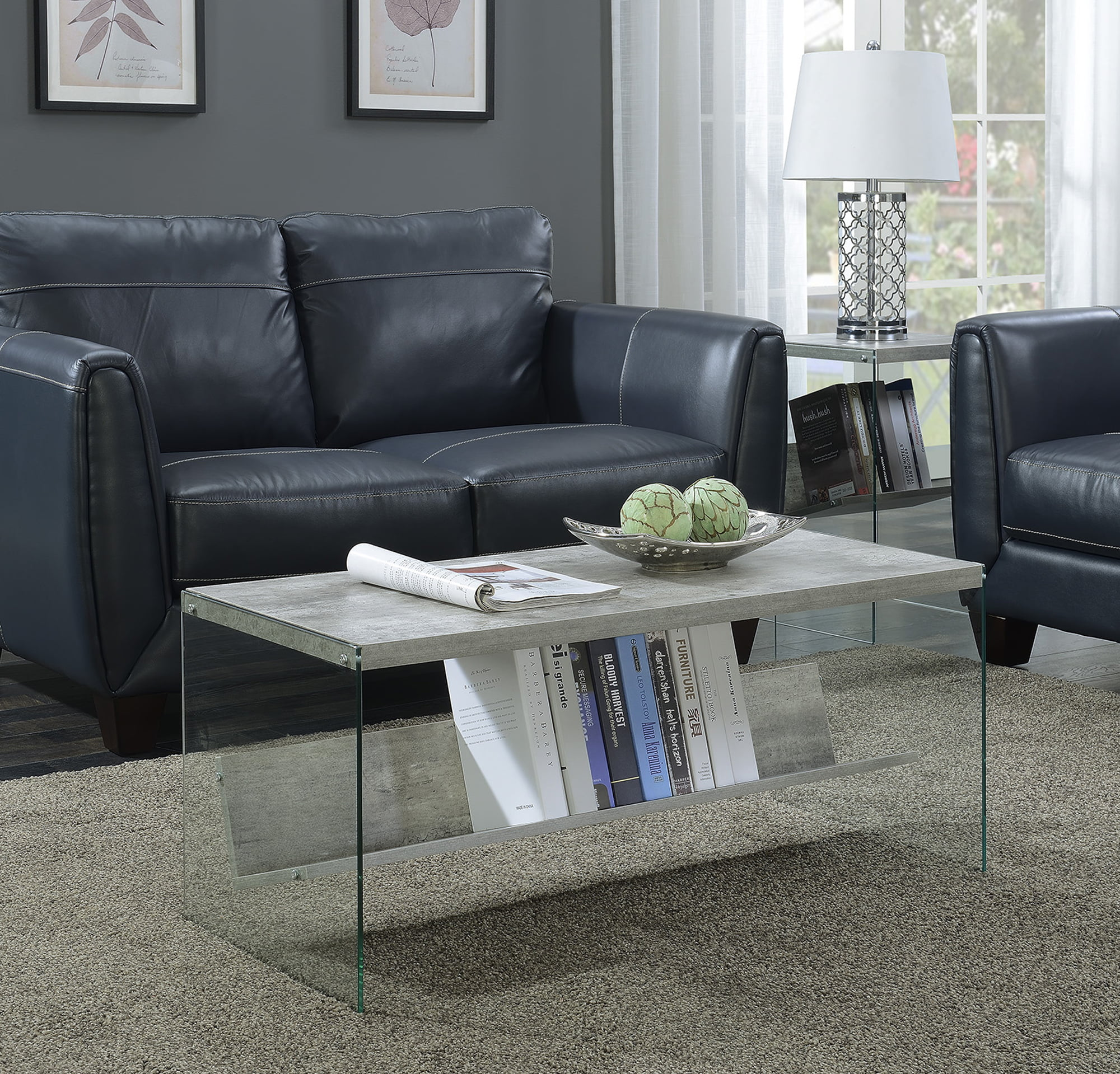 Convenience Concepts Soho Coffee Table by Convenience Concepts, Inc.
