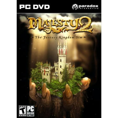 Majesty 2: Fantasy Kingdom Sim (PC) (Fantasy Games For Pc)