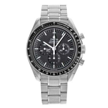 Pre-Owned Omega Speedmaster Professional Moonwatch Steel Manual Wind Mens Watch (Omega Watch Manual)