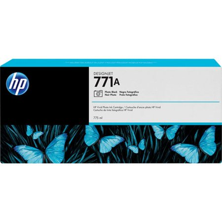 HP 771A - 775 ml - photo black - original - DesignJet - ink cartridge Ink Cartridge