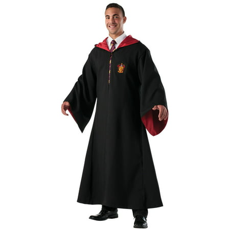 Harry Potter Deluxe Replica Gryffindor Robe For (Harry Potter Sword Of Gryffindor Replica For Sale)