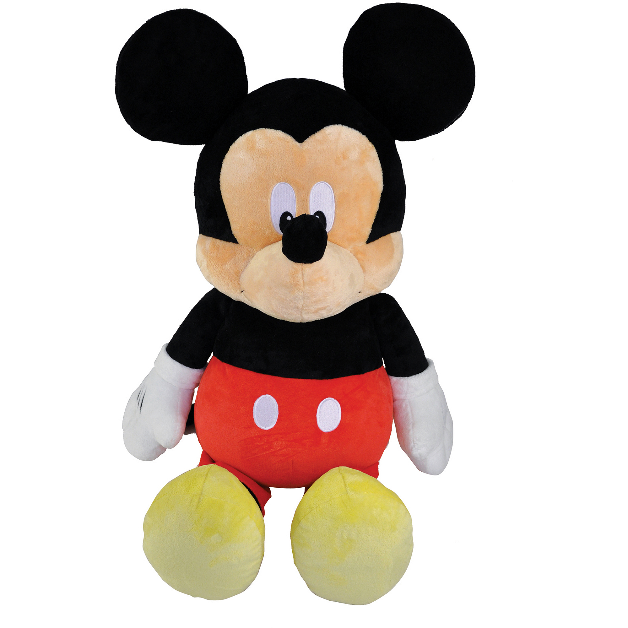 Disney Mickey Mouse Jumbo Plush by Kids Preferred