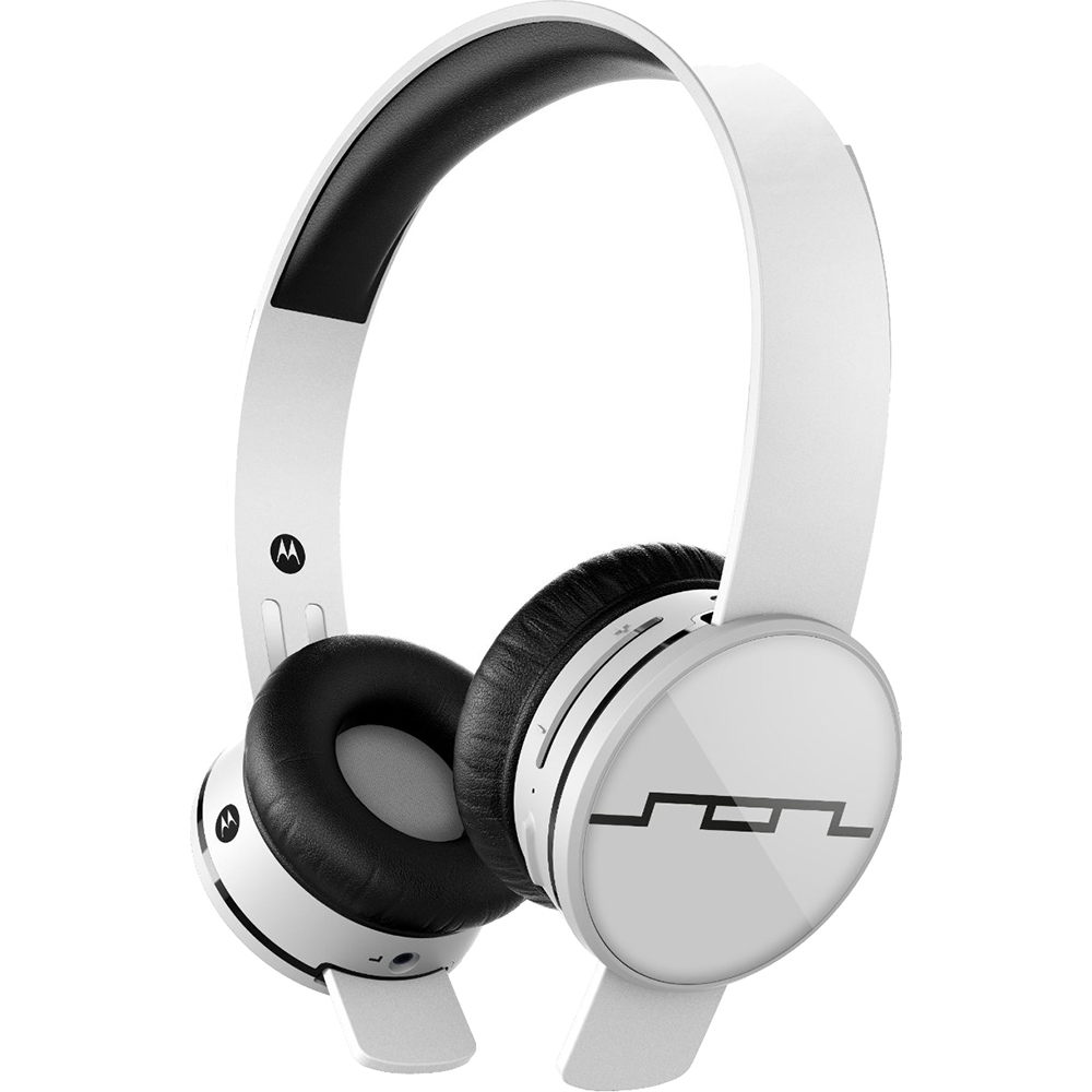 Sol Republic Tracks Air Wireless On-Ear Headphones (Ice White)
