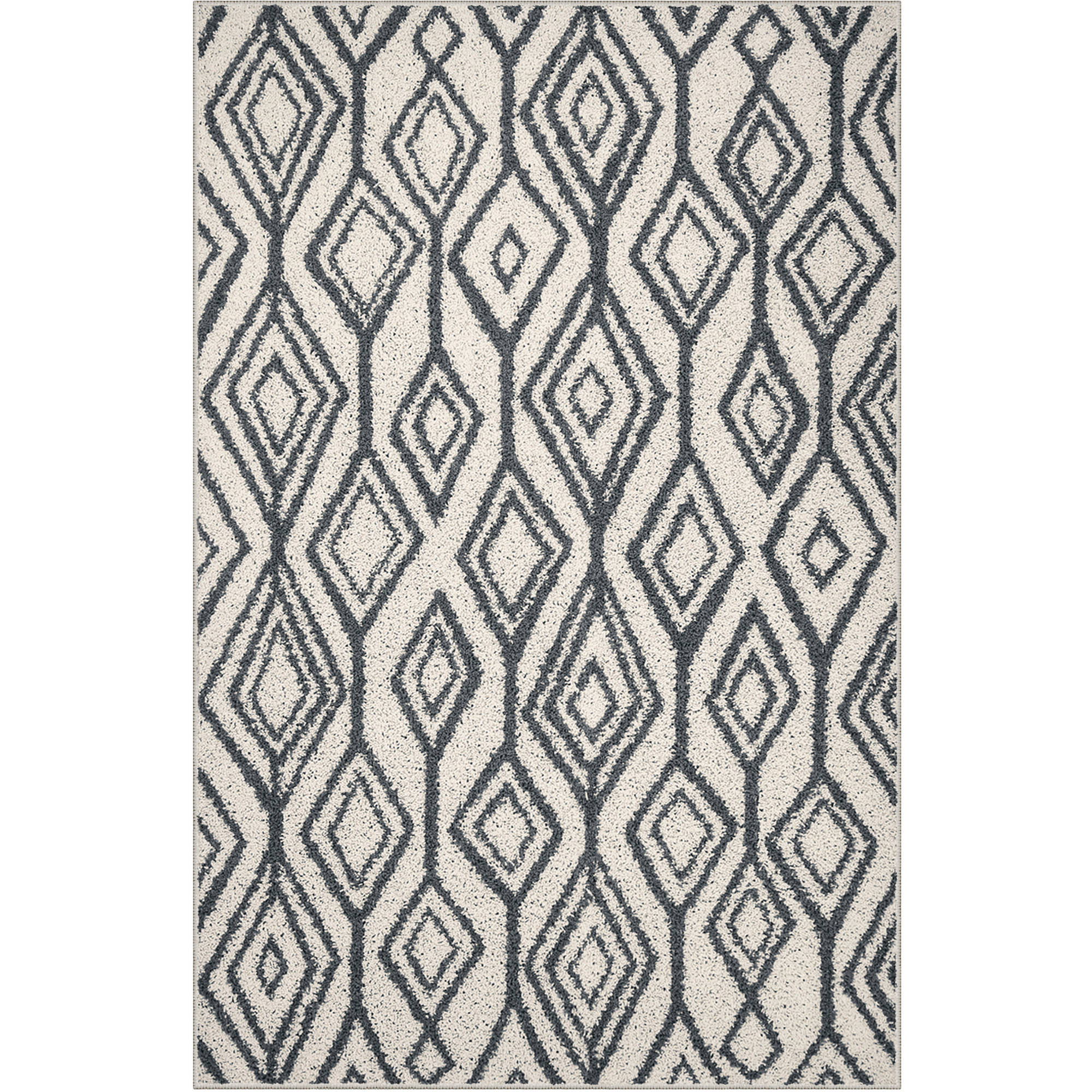Mainstays Masai Shag Area Rug Or Runner Collection