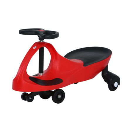 Lifetime Products Wiggle Car - Red, 1047941