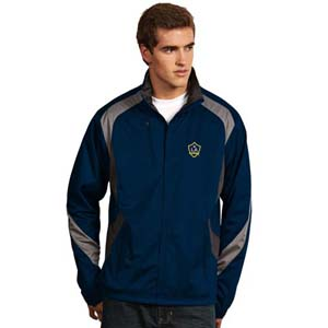 Los Angeles Galaxy Mens Tempest Jacket (Team Color: Navy)