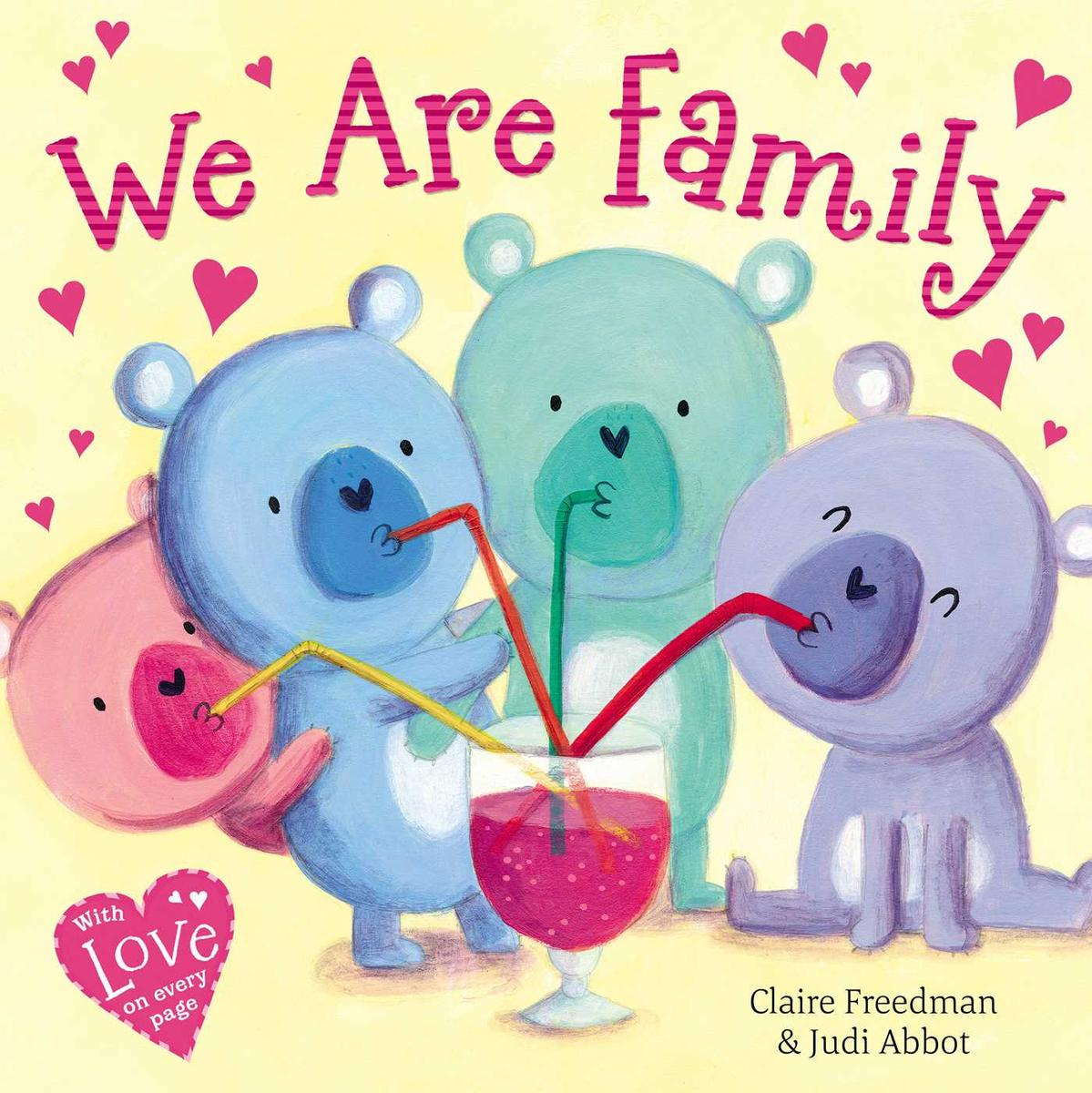 We Are Family - eBook