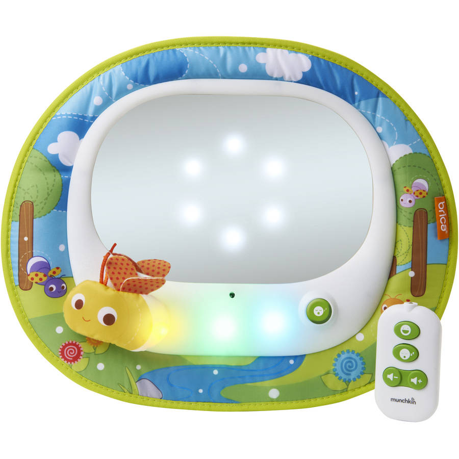 BRICA Baby In Sight Magical Firefly Auto Mirror