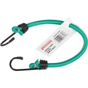 Erickson 1/4 In. x 13 In. Bungee Cord, Assorted Colors 06613 Pack of 10