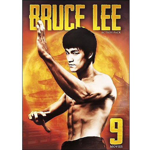 9-Movie Bruce Lee Action Pack by ECHO BRIDGE ENTERTAINMENT