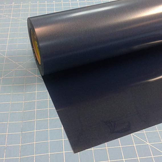 """Navy Siser Easyweed 15"""" x 3' (feet) Iron on Heat Transfer Vinyl Roll HTV"""