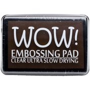 Wow! Slow Drying Ink Pad, Clear Ultra