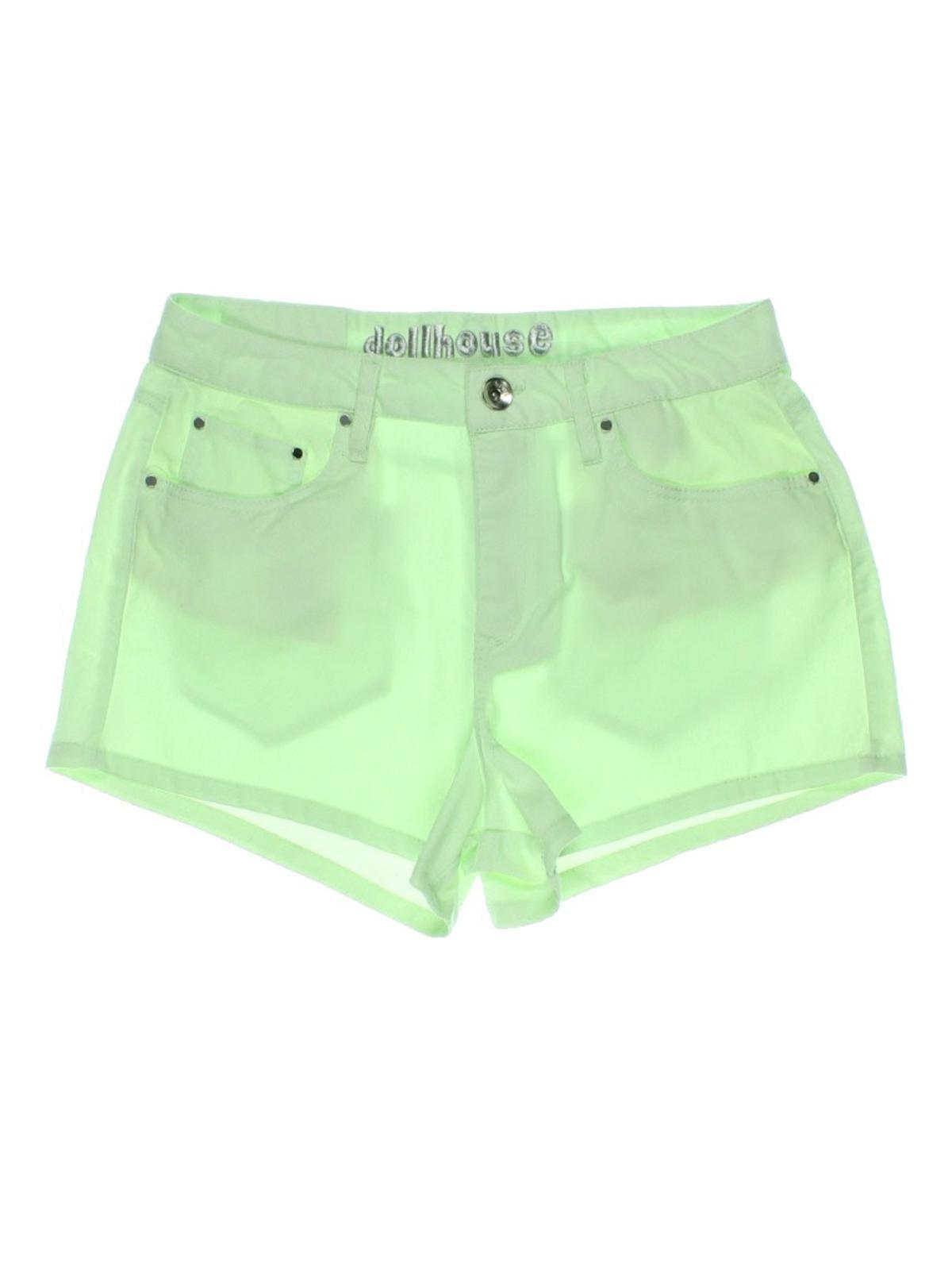 dollhouse Womens Summer Night Denim Denim Shorts