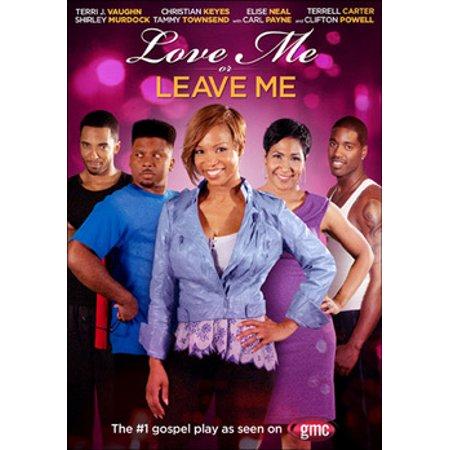 Love Me or Leave Me (DVD) (Leave Me Love Kindle)