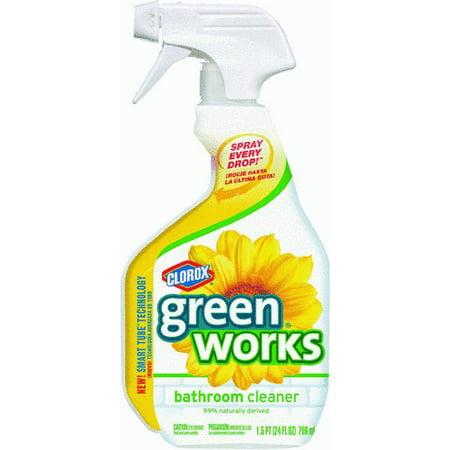 Green Works General Bathroom Cleaner Spray 12 30fo