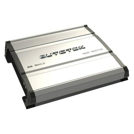 Autotek SS1500 2 Super Sport Series 2-Channel Class AB Amp (1,500 Watts)