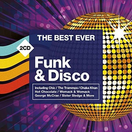 Best Ever Funk & Disco / Various (CD)